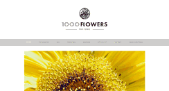 Preview of 1000flowers.ca